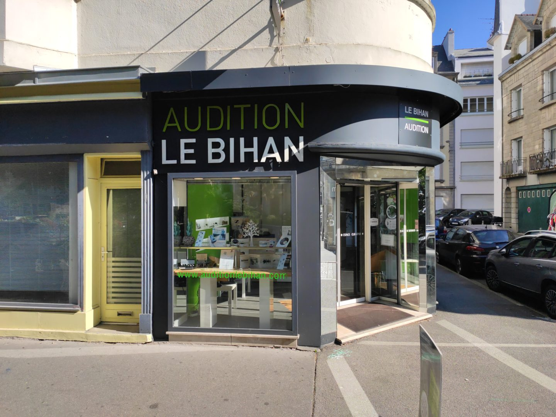 Le Bihan Audition a Quimper - Contact & Plan