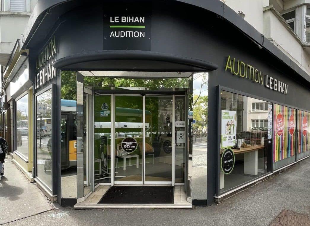 Audition Le Bihan Quimper