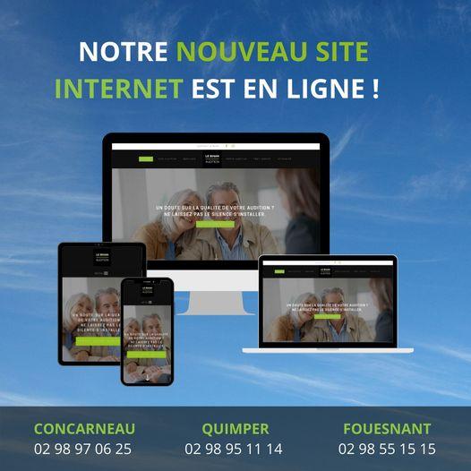 [ Notre nouveau site internet est en ligne ! ] Ret…