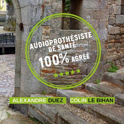 [ Audioprothésiste]  Le Bihan Audition c'est : un …